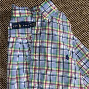 Authentic Ralph Lauren Short Sleeve Polo Shirt